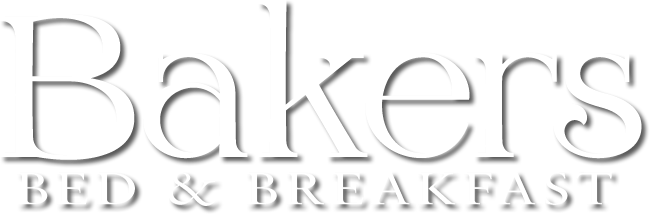 Bakers Bed and Breakfast Header Logo